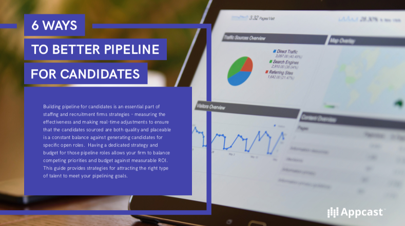 6 Ways to Better Pipeline for Candidates